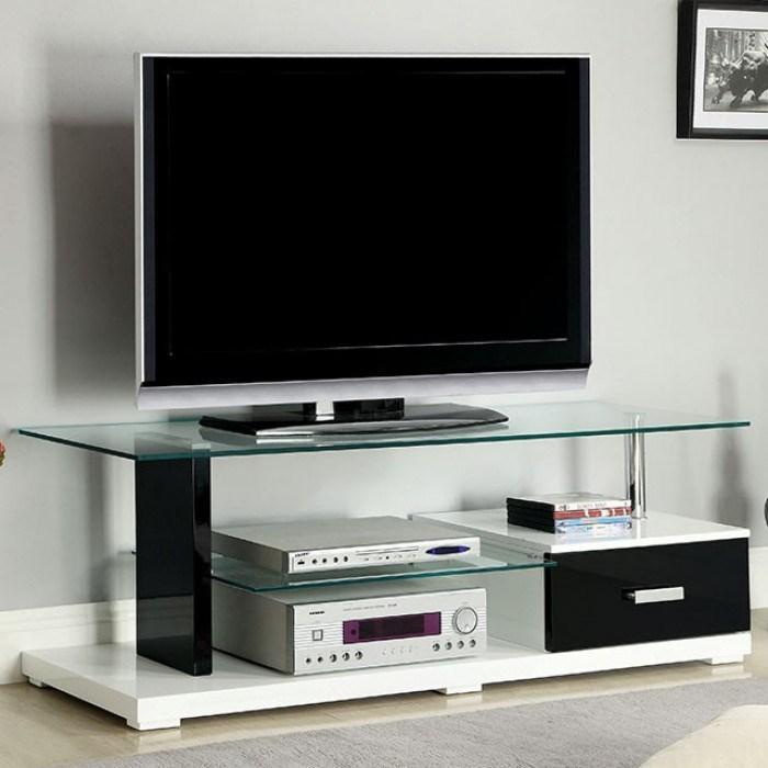 Egaleo TV Console by Furniture of America at Nassau Furniture and Mattress