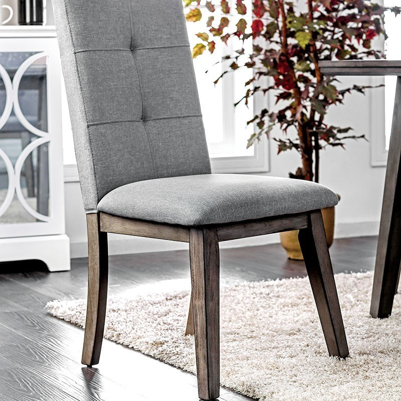 Abelone Set of 2 Side Chairs by Furniture of America at Nassau Furniture and Mattress