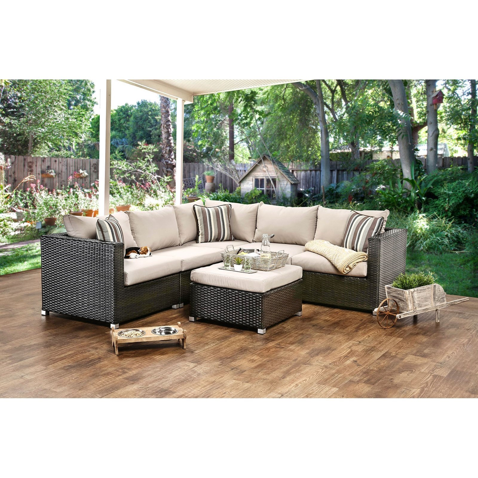 Abion 2 Pc. Arm Chairs by Furniture of America at Nassau Furniture and Mattress