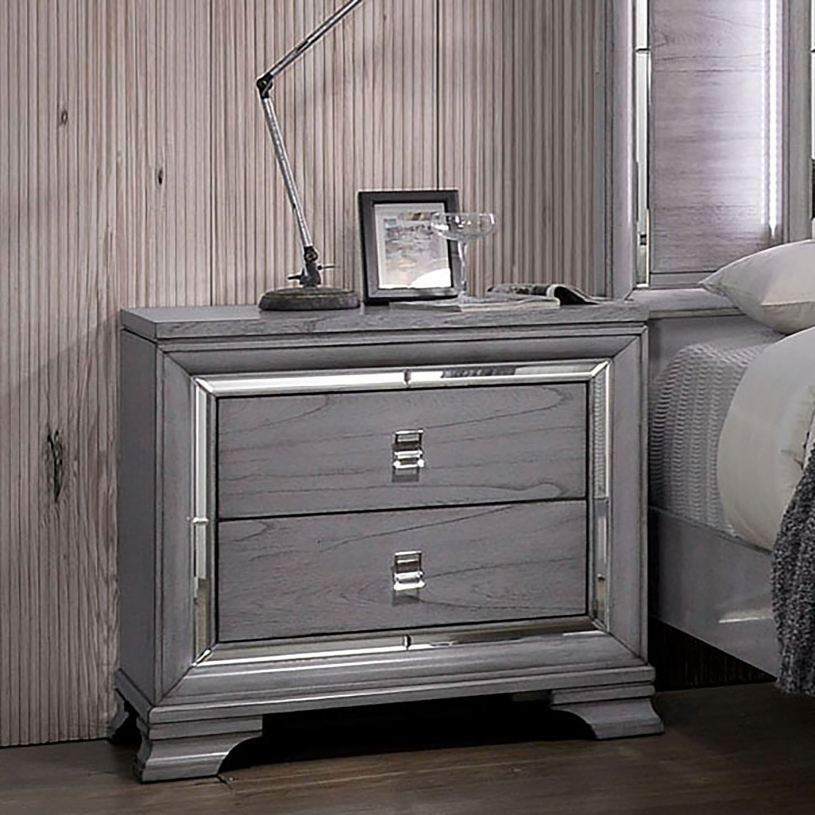 Alanis Nightstand  at Household Furniture