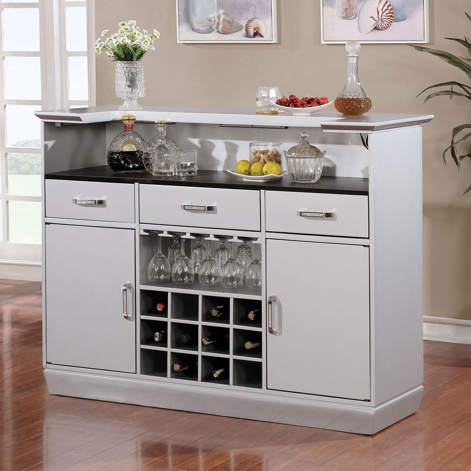Alena Bar Table at Household Furniture