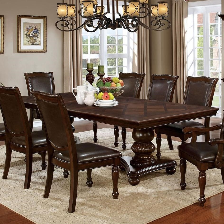 Alpena Dining Table at Household Furniture