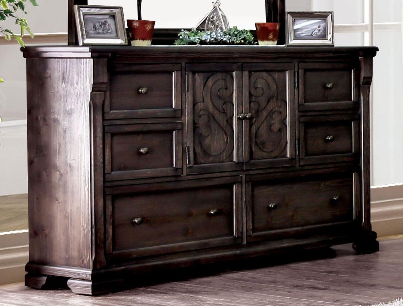 Amadora Dresser  at Household Furniture