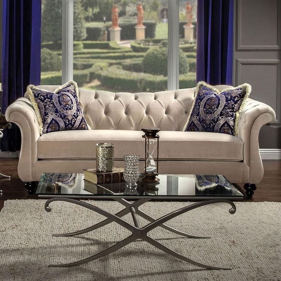 Antoinette Sofa at Household Furniture
