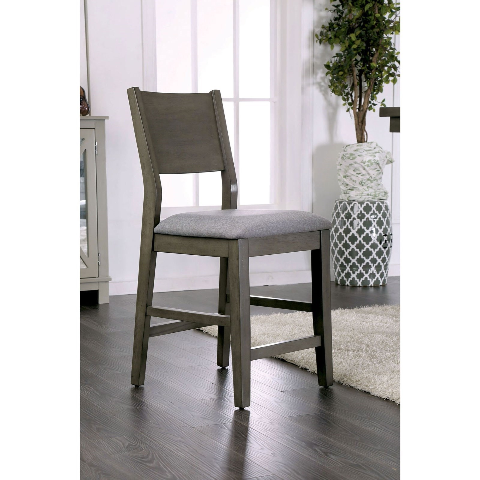 Anton II Counter Height Chair at Household Furniture