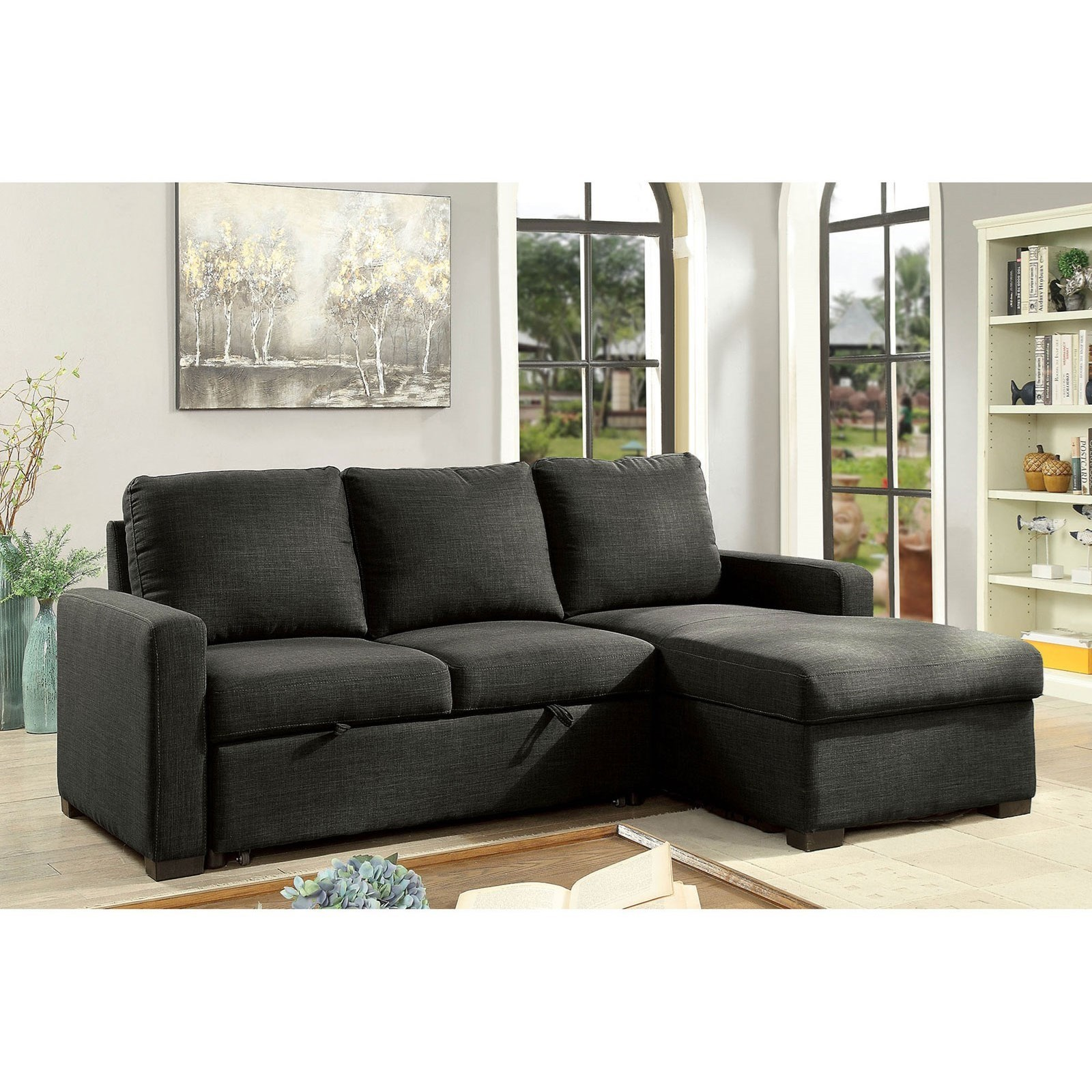 Arabella Sectional at Household Furniture