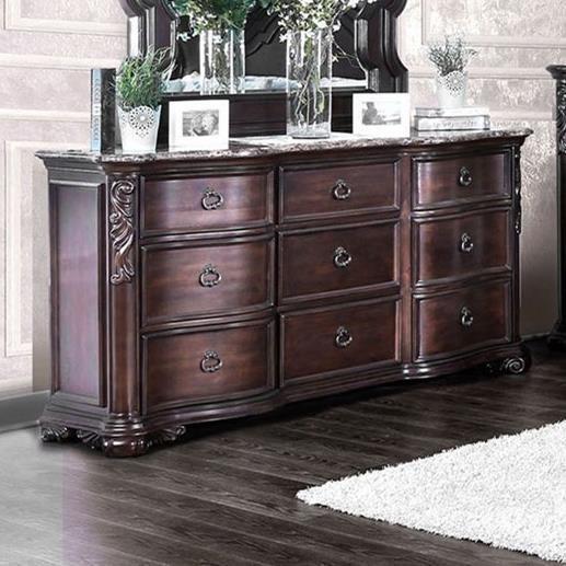 Arcturus Dresser by Furniture of America at Nassau Furniture and Mattress