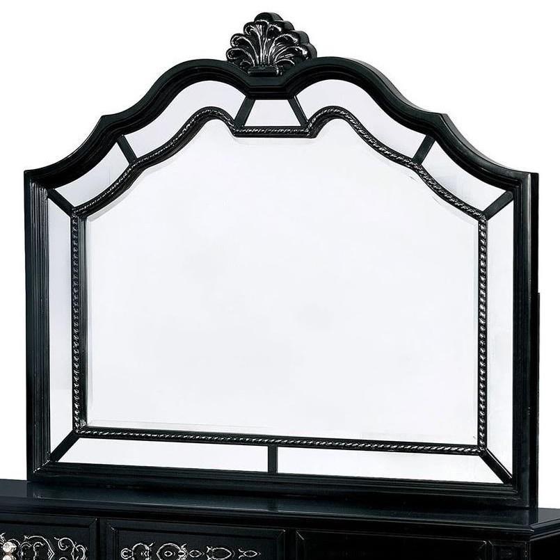 Azha Mirror  by Furniture of America at Dream Home Interiors