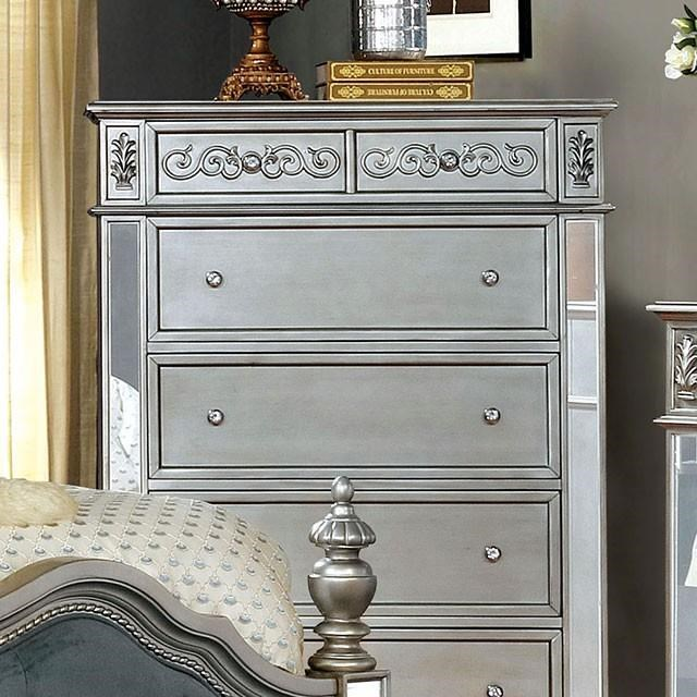 Azha Chest by Furniture of America at Dream Home Interiors