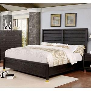 Contemporary California King Bed