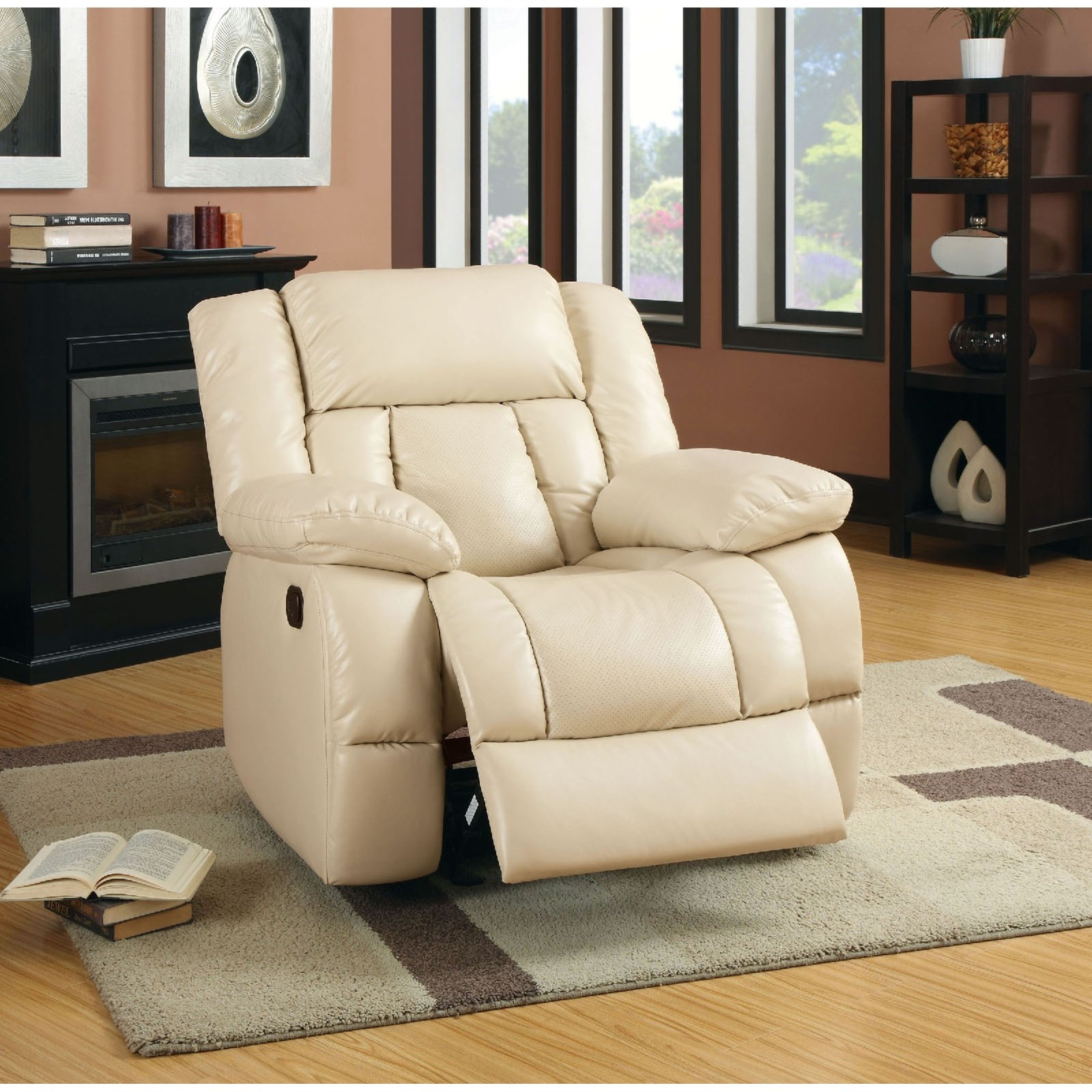 Barbado Glider Recliner at Household Furniture
