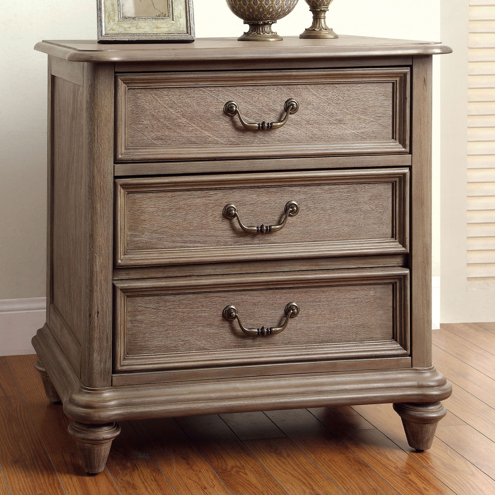 Belgrade II Nightstand at Household Furniture