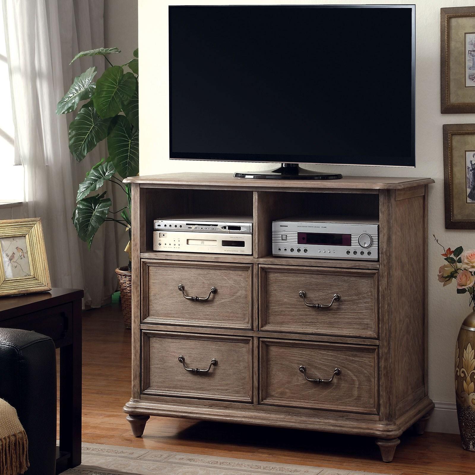 Belgrade II Media Chest at Household Furniture