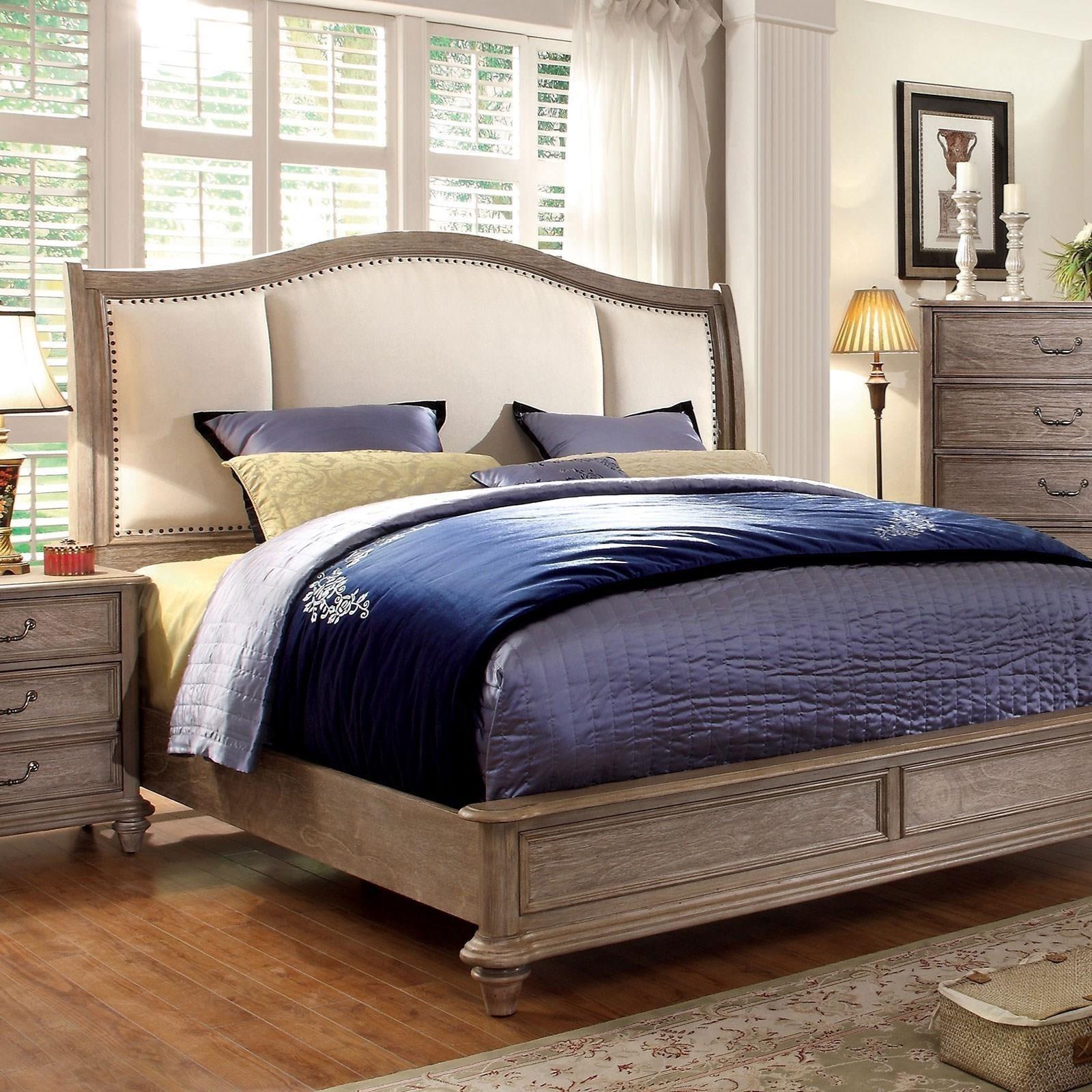 Belgrade II Queen Bed at Household Furniture