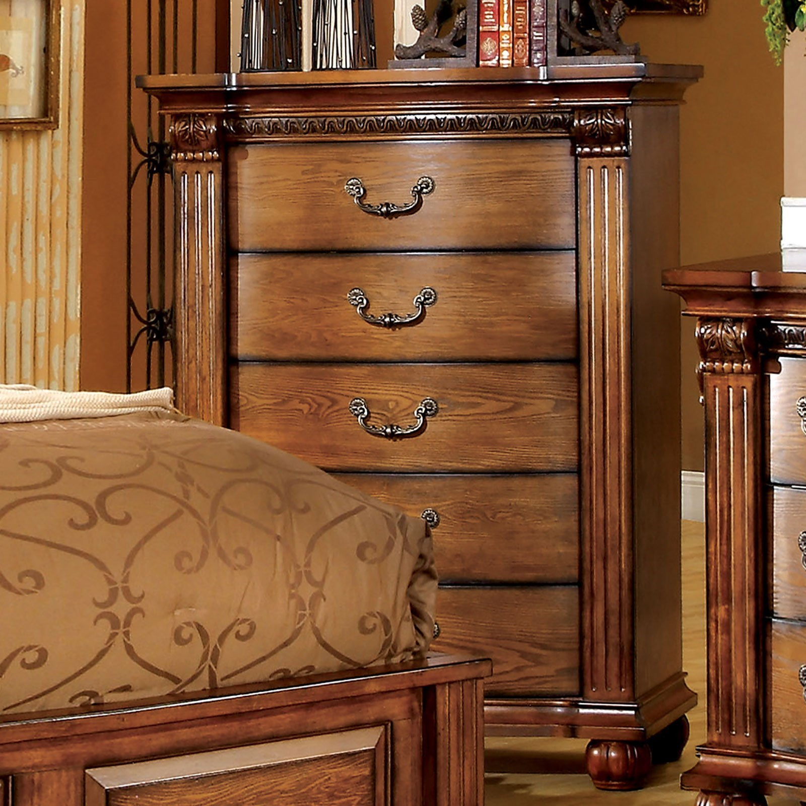 Bellagrand Chest at Household Furniture