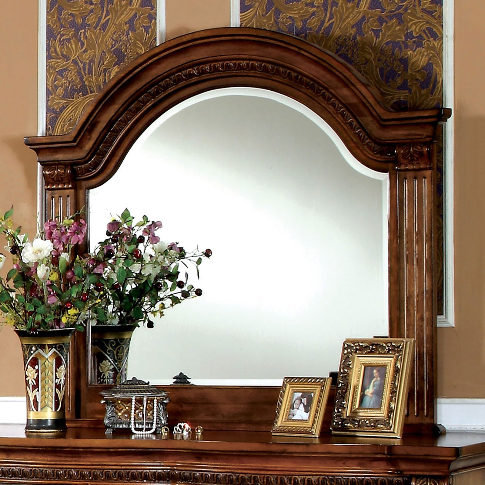 Bellagrand Mirror at Household Furniture