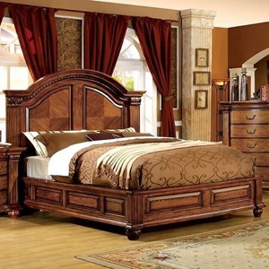 Traditional Queen Bed