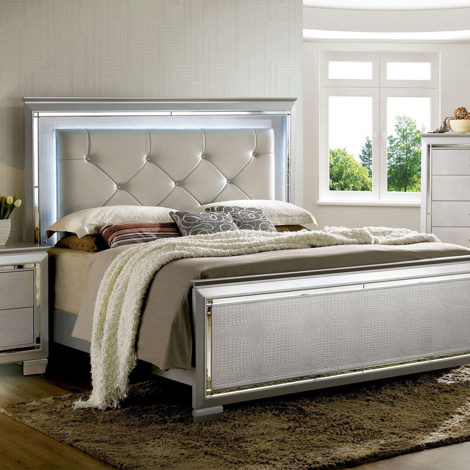 Bellanova King Bed at Household Furniture