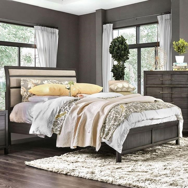Berenice Queen Bed at Household Furniture