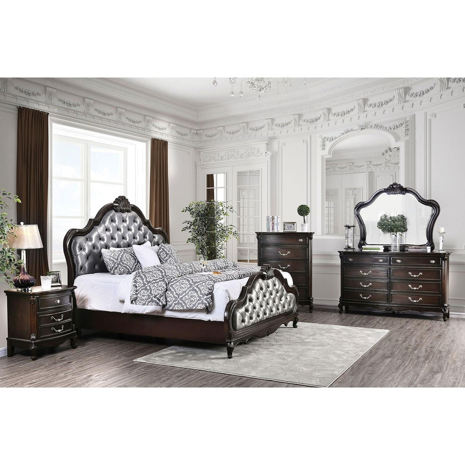 Bethesda Queen Bedroom Group at Household Furniture