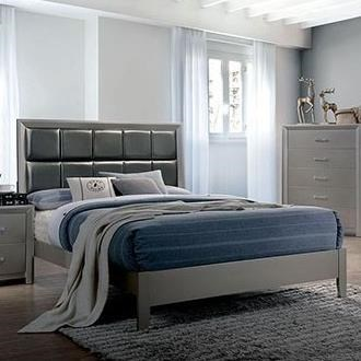 Blythe Full Bed by Furniture of America - FOA at Del Sol Furniture