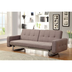 Split-Back Futon Sofa