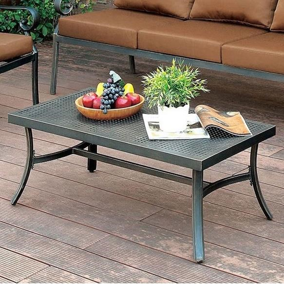 Bonquesha I Coffee Table by Furniture of America at Value City Furniture