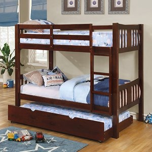 Full over Twin Bunk Bed