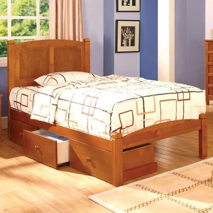 Cara Twin Bed at Household Furniture