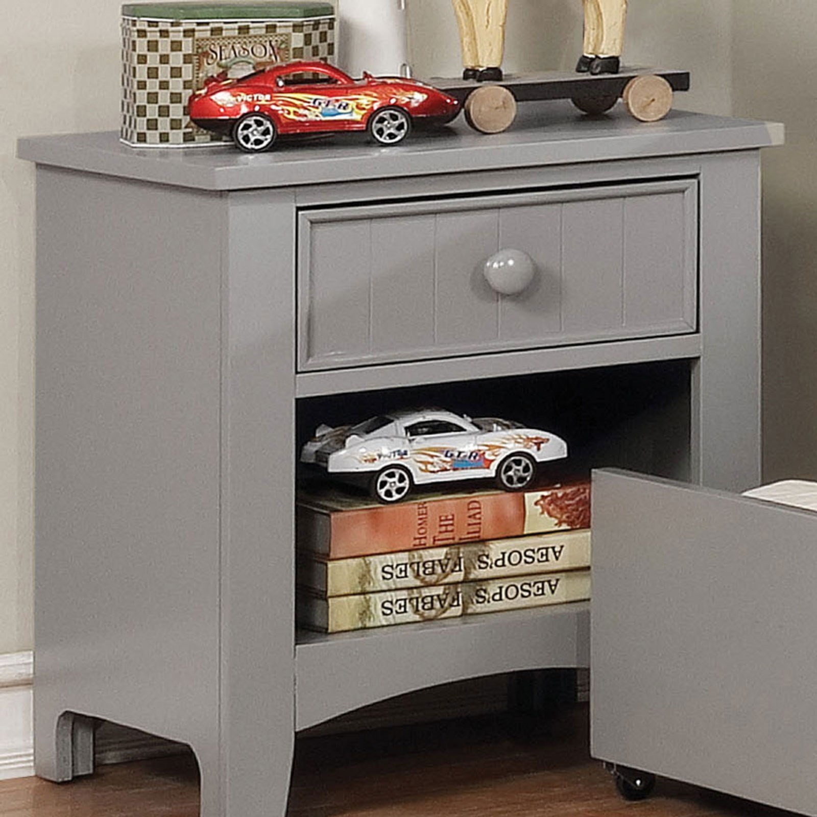 Caren Nightstand at Household Furniture