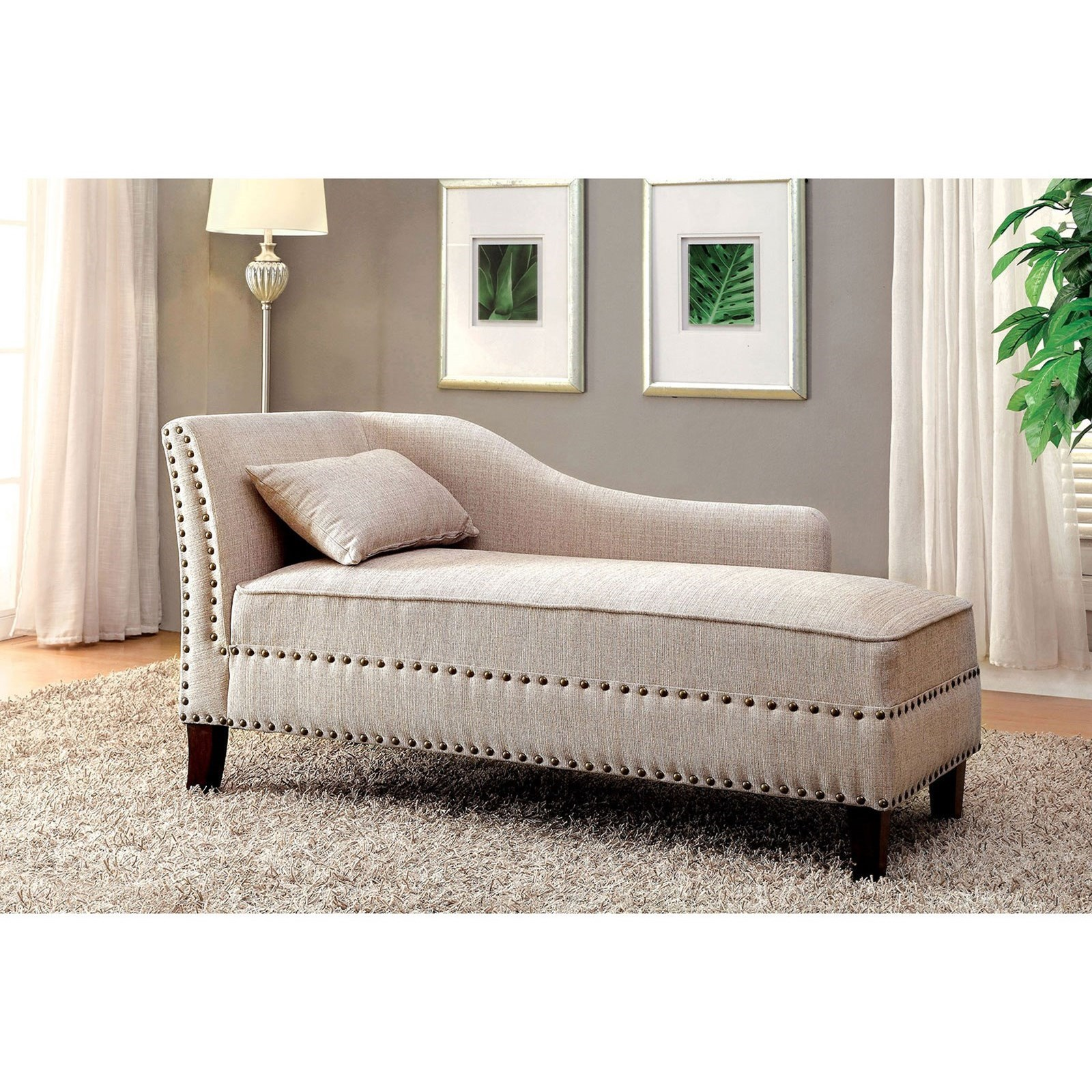Stillwater Chaise at Household Furniture