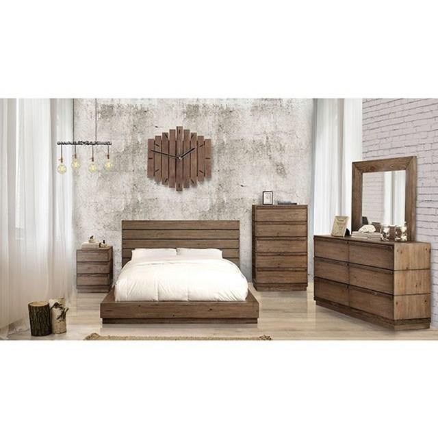 Coimbra Queen Bedroom Group at Household Furniture