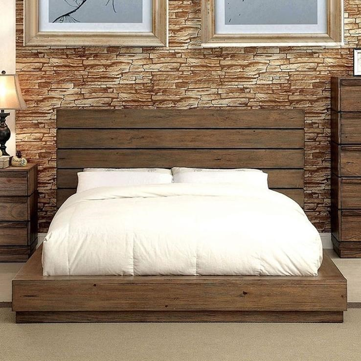 Coimbra Queen Bed at Household Furniture