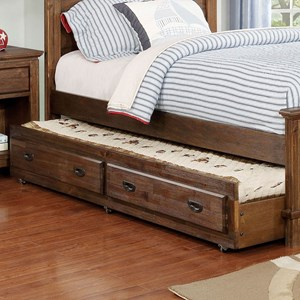 Transitional Trundle