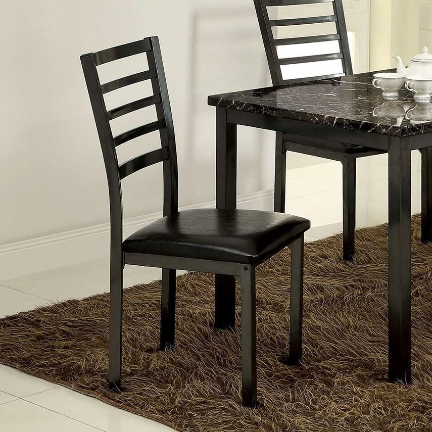 Colman Set of Two Side Chairs at Household Furniture