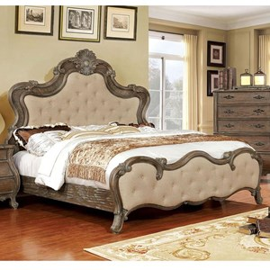 Traditional King Bed