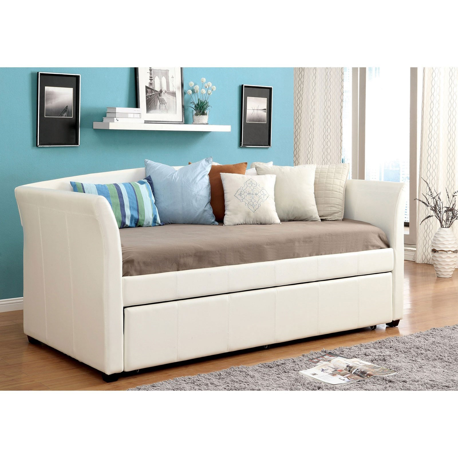 Delmar Daybed with Trundle at Household Furniture