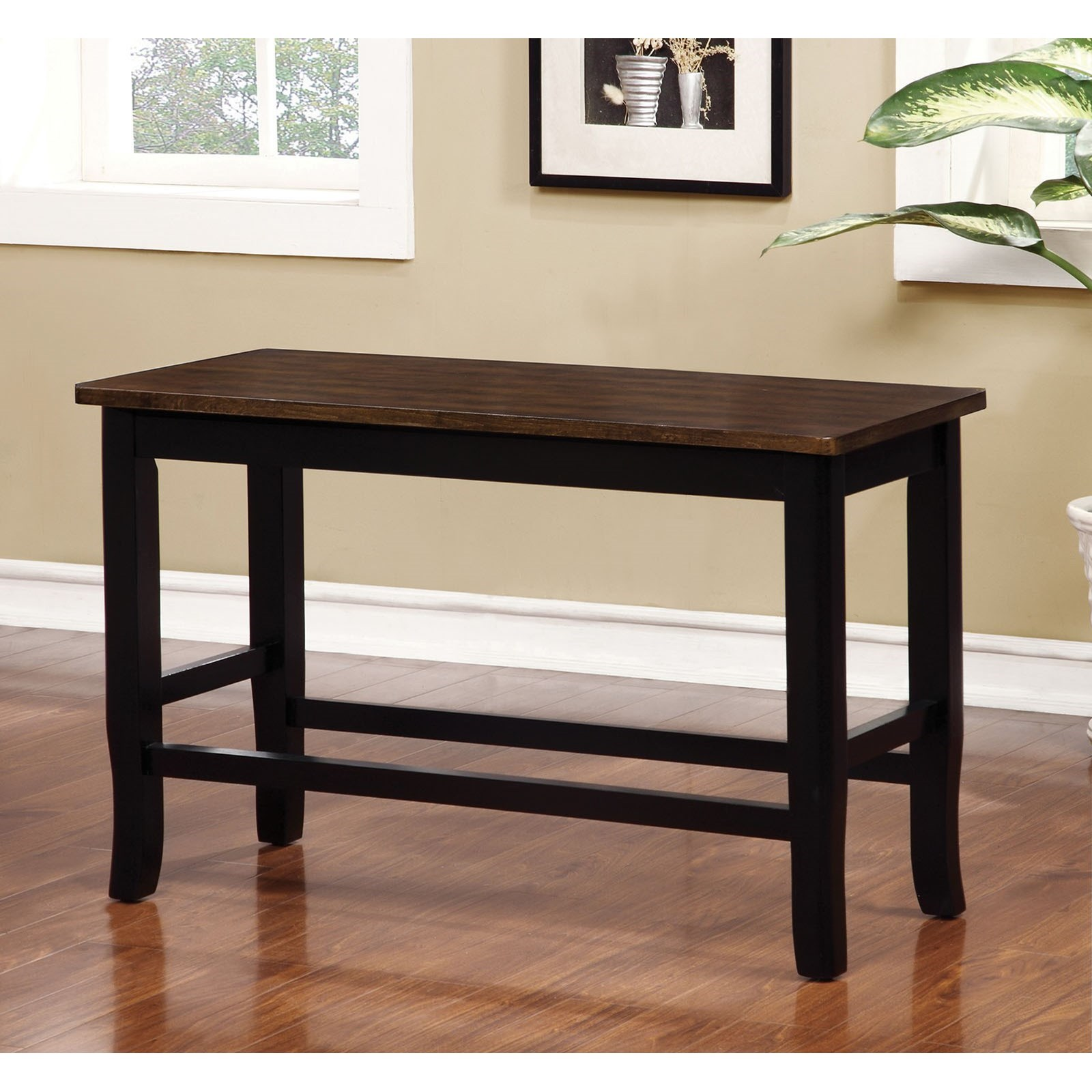 Dover II Counter Height Bench at Household Furniture