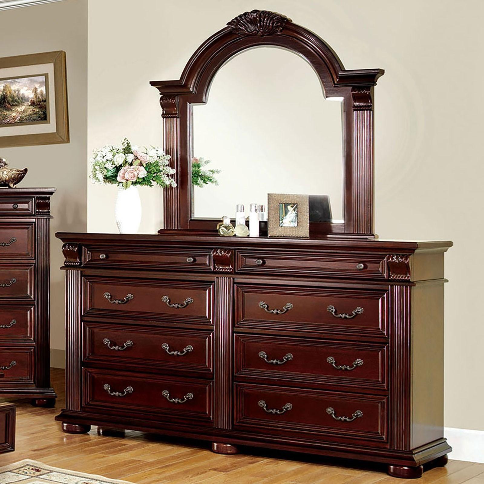 Esperia Dresser by Furniture of America at Corner Furniture