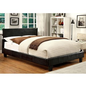 Contemporary Queen Bed