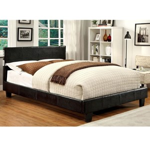 Contemporary Twin Bed