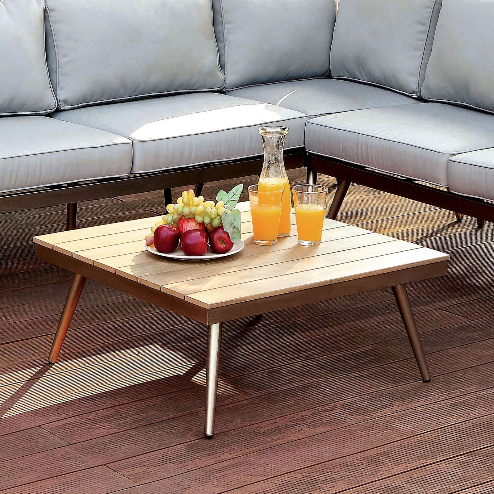 Evita Table by Furniture of America at Value City Furniture