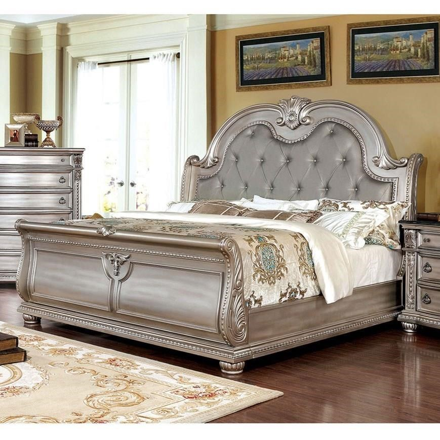 Fromberg California King Bed at Household Furniture