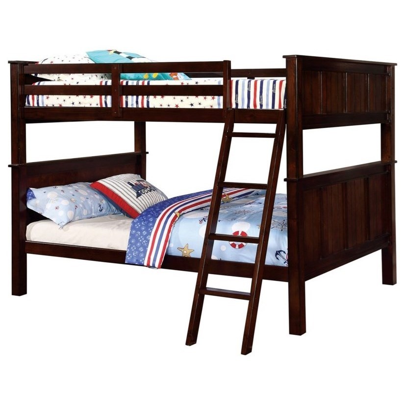 Gracie Full over Full Bunk Bed at Household Furniture