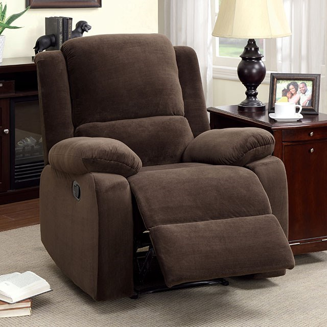 Haven Recliner at Household Furniture