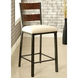 Industrial Counter Height Chair