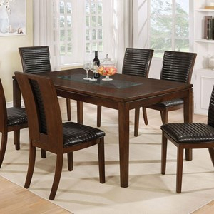 Transitional Dining Table