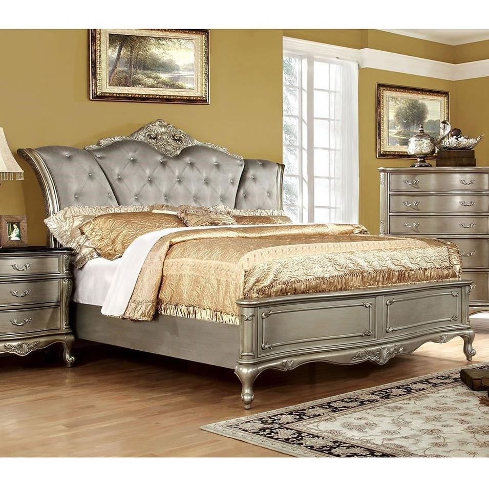 Johara Queen Bed at Household Furniture