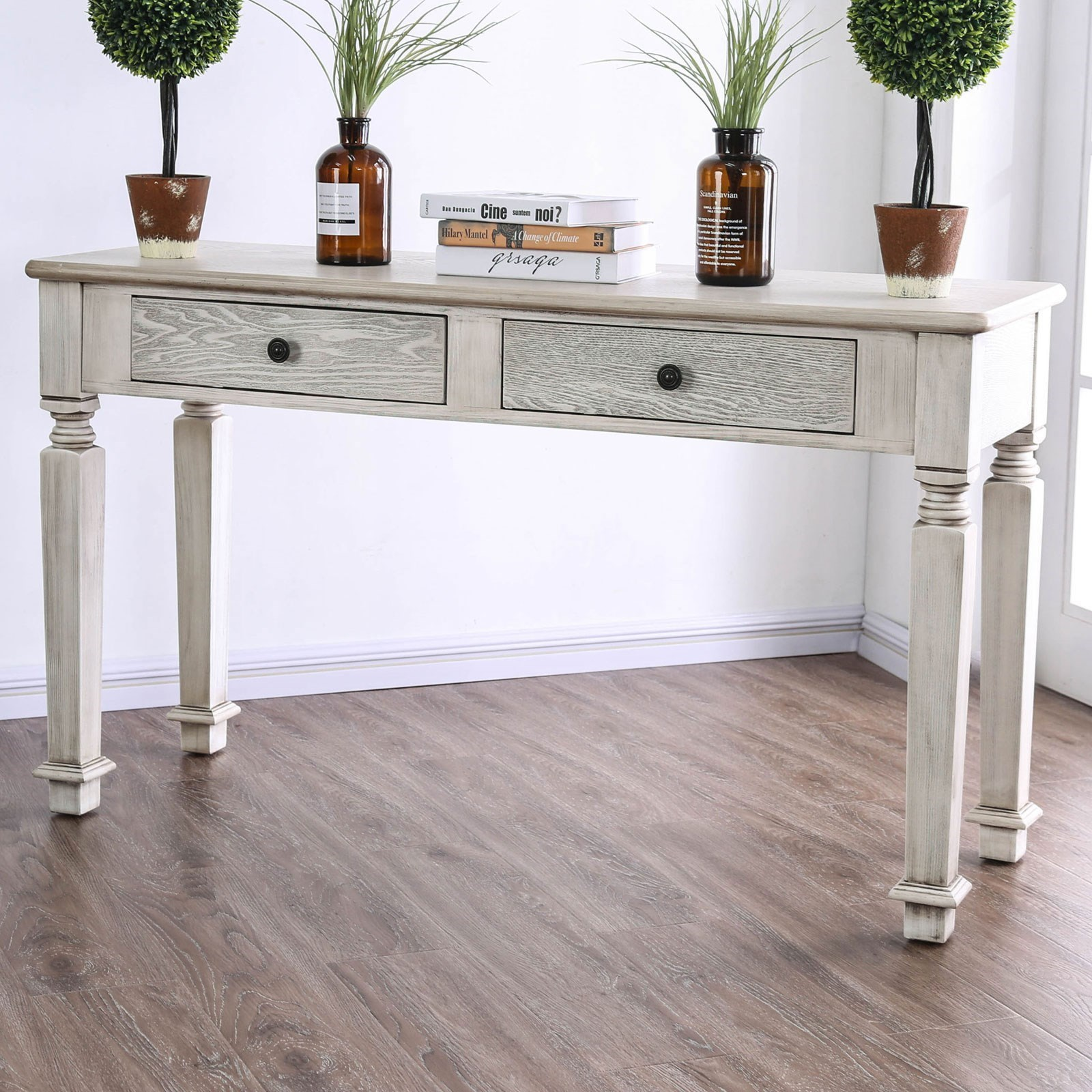 Joliet Sofa Table at Household Furniture