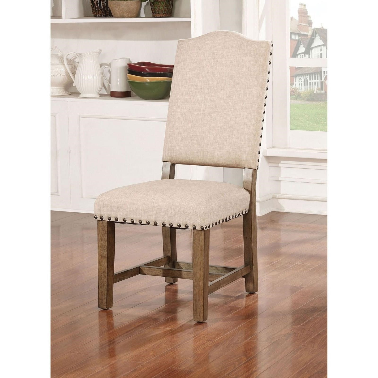 Julia Set of 2 Side Chairs at Household Furniture